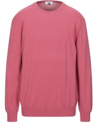 Heritage Pullover - Pink