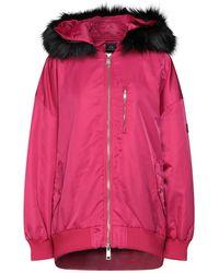 Armani Exchange Synthetic Down Jacket - Pink