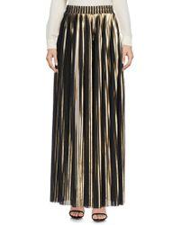 5preview Falda larga - Negro