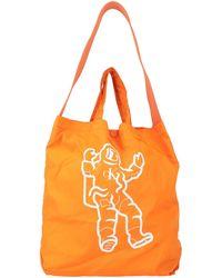 Calvin Klein Bolso de asas largas - Naranja