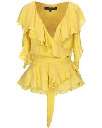 Elie Saab Blouse - Yellow