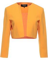 Paule Ka Suit Jacket - Orange