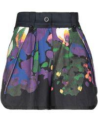 Sacai Shorts & Bermuda Shorts - Black