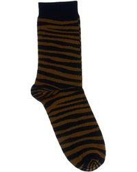 Stella McCartney Short Socks - Brown