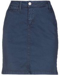 Beverly Hills Polo Club Mini Skirt - Blue