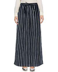 Maison Scotch - Long Skirt - Lyst