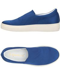 Lemarè Low Sneakers & Tennisschuhe - Blau