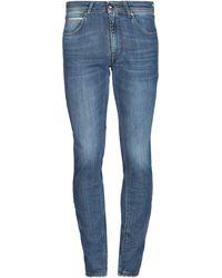 Briglia 1949 Denim Trousers - Blue