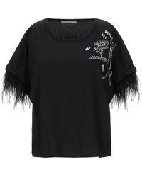 Patrizia Pepe T-shirt - Black