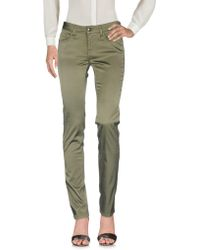 Fay Casual Trouser - Green