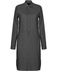 Ralph Lauren Black Label - Short Dress - Lyst