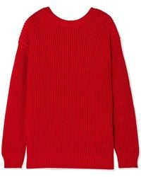 Chinti & Parker Jumper - Red