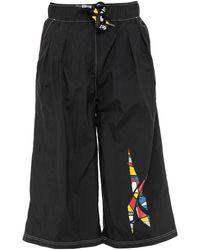 REEBOK X PYER MOSS Pantalones piratas - Negro