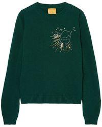 Le Lion Pullover - Vert