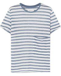Current/Elliott T-shirt - Blu