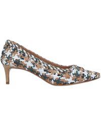 Fauzian Jeunesse Court Shoes - Multicolour