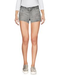 SuperTrash - Denim Shorts - Lyst