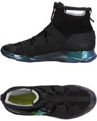 Christopher Kane Sneakers & Tennis montantes - Noir