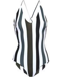 Mikoh Swimwear Badeanzug - Weiß