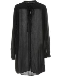 Rails Robe courte - Noir