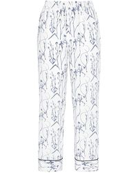 8 by YOOX Trouser - White