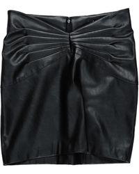 ACTUALEE Mini Skirt - Black