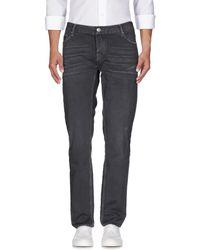 Care Label Pantaloni jeans - Grigio