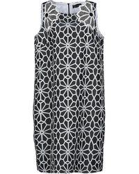 Maria Grazia Severi - Knee-length Dress - Lyst