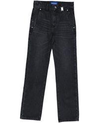 ADER error Denim Pants - Black