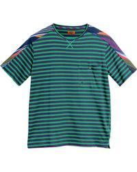 Missoni T-shirt - Vert