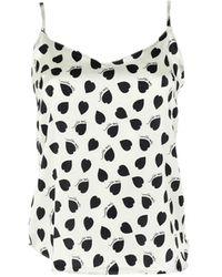 Stella McCartney Sleeveless Undershirt - White