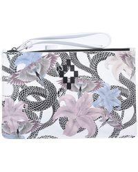 Marcelo Burlon Handbag - White