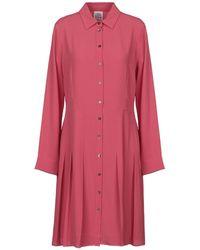 Attic And Barn Knee-length Dress - Multicolour