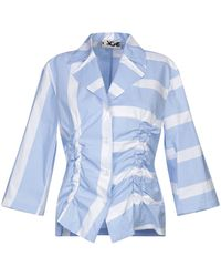 Hache Shirt - Blue