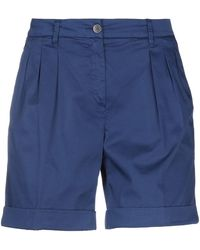 Fay Bermuda Shorts - Blue