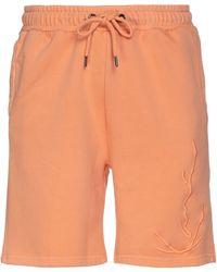 Karlkani Shorts & Bermuda Shorts - Orange