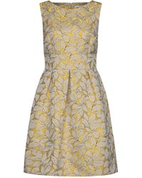 Cinzia Rocca Short Dress - Yellow