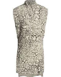 Vionnet - Short Dress - Lyst