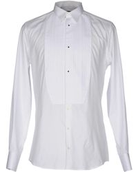 Dolce & Gabbana Camisa - Blanco