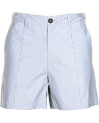 Paura Beach Shorts And Pants - Gray