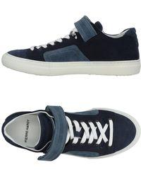 Pierre Hardy Sneakers & Tennis basses - Bleu