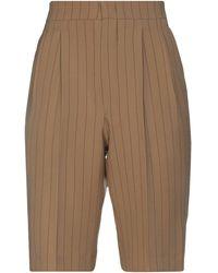 Tagliatore 0205 Shorts & Bermudashorts - Natur