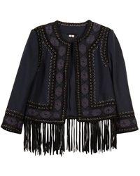 Haute Hippie Jacket - Blue