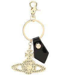 Vivienne Westwood Key Ring - Black