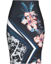 Clover Canyon Midi Skirt - Black