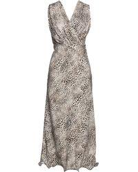 Art Dealer Short Dress - Natural
