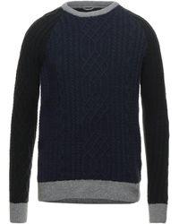 Dstrezzed Pullover - Azul