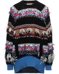 N°21 Pullover - Schwarz