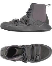 PUMA Sneakers & Tennis montantes - Gris