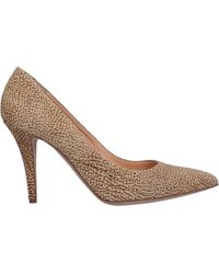 Borbonese Court Shoes - Natural